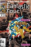 Cover Thumbnail for Fantastic Four (1961 series) #347 [Gold Second Printing]