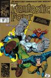 Cover Thumbnail for Fantastic Four (1961 series) #348 [Gold Second Printing]