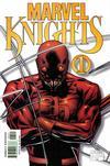 Cover for Marvel Knights (Marvel, 2000 series) #1 [Daredevil Variant Cover]
