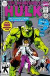 Cover Thumbnail for The Incredible Hulk (1968 series) #393 [2nd printing (Silver Foil Cover)]