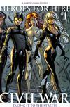 Cover Thumbnail for Heroes for Hire (2006 series) #1 [Second Printing]