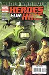 Cover for Heroes for Hire (Marvel, 2006 series) #11 [Second Printing]