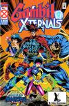 Cover for Gambit & The X-Ternals (Marvel, 1995 series) #1 [Second Printing]