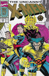 Cover Thumbnail for The Uncanny X-Men (1981 series) #275 [Gold 2nd Print]