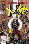 Cover Thumbnail for The Uncanny X-Men (1981 series) #270 [Gold 2nd Print]