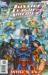 Cover for Justice League of America (DC, 2006 series) #0 [J. Scott Campbell / Sandra Hope Cover]