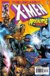 Cover Thumbnail for The Uncanny X-Men (1981 series) #377 [Yu Variant Cover]