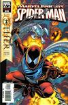 Cover for Marvel Knights Spider-Man (Marvel, 2004 series) #20 [Variant Edition - Scarlet Spider - Second Printing]