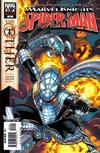 Cover for Marvel Knights Spider-Man (Marvel, 2004 series) #21 [Variant Edition - Spider-Armor - Second Printing]