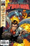 Cover Thumbnail for Marvel Knights Spider-Man (2004 series) #22 [Variant Edition - Peter Parker - Second Printing]