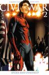 Cover for Civil War (Marvel, 2006 series) #2 [Second Printing]