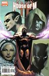 Cover for House of M (Marvel, 2005 series) #6 [Greg Land Variant]