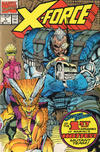 Cover Thumbnail for X-Force (1991 series) #1 [Second Printing]