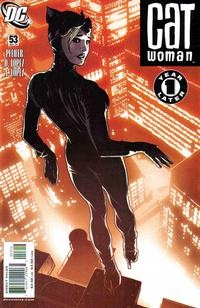 Cover Thumbnail for Catwoman (DC, 2002 series) #53 [2nd Printing]
