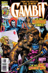 Cover Thumbnail for Gambit (Marvel, 1999 series) #1 [Jack Cover]