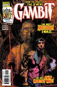 Cover Thumbnail for Gambit (Marvel, 1999 series) #1 [Ten Cover]