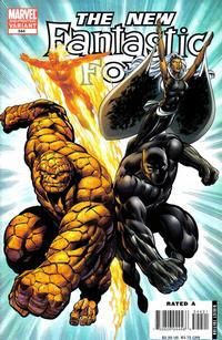 Cover Thumbnail for Fantastic Four (Marvel, 1998 series) #544 [Second Printing]