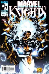 Cover Thumbnail for Marvel Knights (Marvel, 2000 series) #2 [Direct Edition]