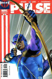 Cover Thumbnail for The Pulse (Marvel, 2004 series) #10 [Second Printing Variant]