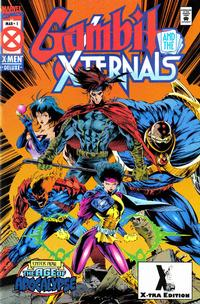 Cover Thumbnail for Gambit & The X-Ternals (Marvel, 1995 series) #1 [Second Printing]