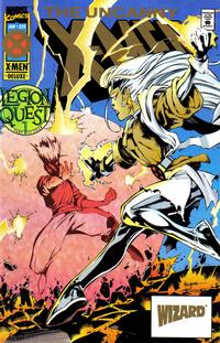 Cover Thumbnail for The Uncanny X-Men (Marvel, 1981 series) #320 [Wizard Magazine Edition]