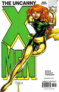 Cover Thumbnail for The Uncanny X-Men (Marvel, 1981 series) #354 [Cover B]
