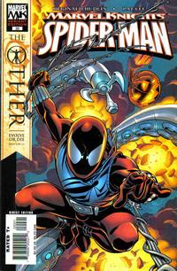 Cover Thumbnail for Marvel Knights Spider-Man (Marvel, 2004 series) #20 [Variant Edition - Scarlet Spider - Second Printing]
