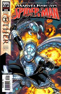 Cover for Marvel Knights Spider-Man (Marvel, 2004 series) #21 [Direct Edition]