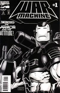 Cover Thumbnail for War Machine (Marvel, 1994 series) #1 [Standard Cover]
