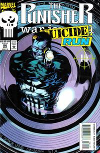Cover Thumbnail for The Punisher War Journal (Marvel, 1988 series) #64 [Direct Edition - Standard]