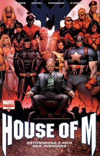 Cover Thumbnail for House of M (Marvel, 2005 series) #1 [Oliver Coipel 2nd Printing Variant]