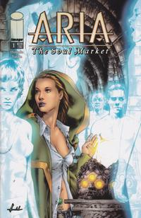 Cover Thumbnail for ARIA: The Soul Market (Image, 2001 series) #1