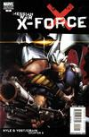 Cover for X-Force (Marvel, 2008 series) #15 [Crain Cover]