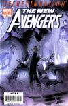 Cover for New Avengers (Marvel, 2005 series) #40 [second print variant]