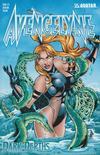 Cover for Avengelyne: Dark Depths (Avatar Press, 2001 series) #1/2 [Fillion]
