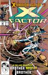 Cover Thumbnail for X-Factor (1986 series) #60 [Gold 2nd Printing]