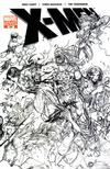 Cover for X-Men (Marvel, 2004 series) #188 [Sketch Cover]