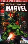Cover for The Mighty World of Marvel (Panini UK, 2009 series) #1