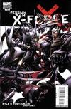 Cover for X-Force (Marvel, 2008 series) #16 [Crain Cover]