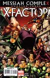 Cover for X-Factor (Marvel, 2006 series) #25 [2nd Print Variant]