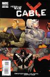Cover for Cable (Marvel, 2008 series) #14 [2nd Print Variant]