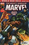 Cover for The Mighty World of Marvel (Panini UK, 2009 series) #2