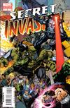 Cover Thumbnail for Secret Invasion (2008 series) #3 [Second Printing Variant Cover]