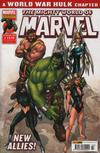 Cover for The Mighty World of Marvel (Panini UK, 2009 series) #3