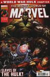 Cover for The Mighty World of Marvel (Panini UK, 2009 series) #4