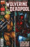Cover for Wolverine and Deadpool (Panini UK, 2010 series) #1