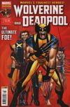Cover for Wolverine and Deadpool (Panini UK, 2010 series) #3