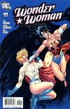 Cover for Wonder Woman (DC, 2006 series) #41