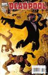 Cover for Deadpool (Marvel, 2008 series) #20