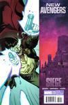 Cover for New Avengers (Marvel, 2005 series) #62